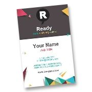 Postcard Board Loyalty Card Style 350gsm
